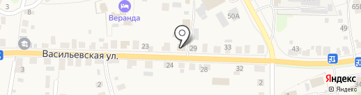Банкомат, Банк Иваново на карте Суздаля