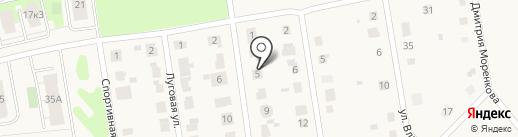Массажный салон на карте Суздаля