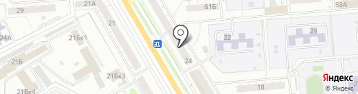 Мастерская по ремонту теле-видео-радио аппаратуры на карте Владимира