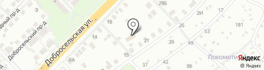 Мастербыт на карте Владимира