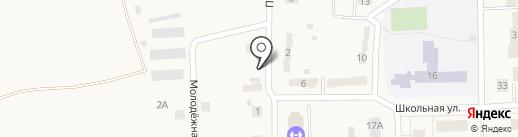 Гостевой дом на Молодежной на карте Павловского