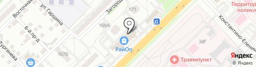 Tele2 на карте Владимира