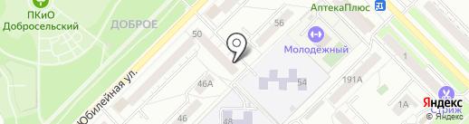 ТСЖ №118 на карте Владимира
