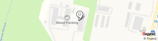 Строймастер на карте Вяткино