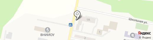 В 2х шагах на карте Вяткино