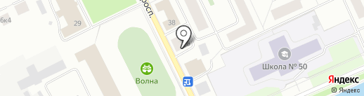 Автозапчасти29.РФ на карте Архангельска