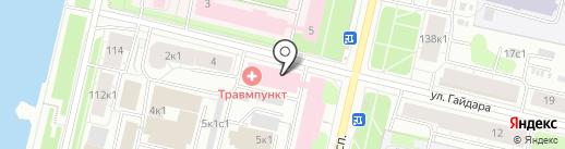 Династия на карте Архангельска