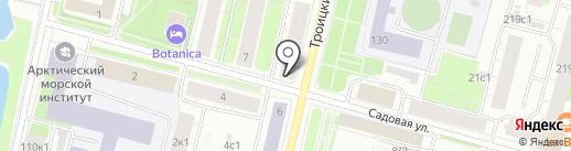 Ваш консультант на карте Архангельска