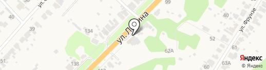Автосервис на карте Боголюбово
