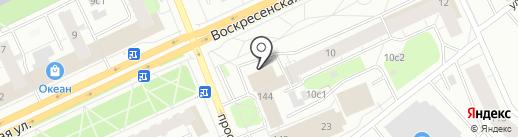 Ваш Личный Консультант+ на карте Архангельска