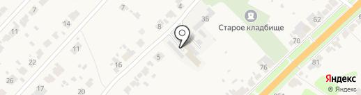 Колибри на карте Боголюбово