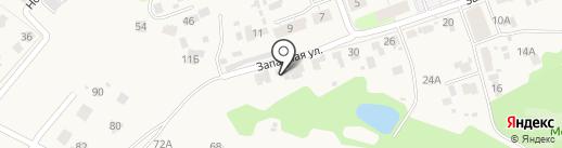 САМОСВАЛ33 на карте Боголюбово