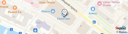 Fashion Style на карте Архангельска