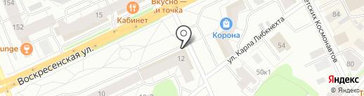 Энигма на карте Архангельска