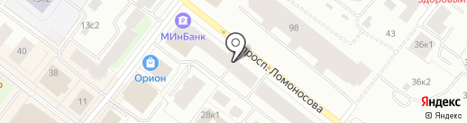 Wildberries.ru на карте Архангельска