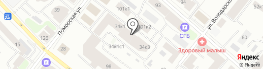 FeRooM на карте Архангельска