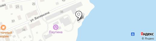 Компания по изготовлению дверей из массива на карте Архангельска
