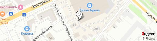 Мастерская по ремонту цифровой техники на карте Архангельска
