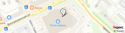 VITAWIN на карте Архангельска
