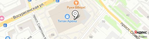 CoffeeMan на карте Архангельска