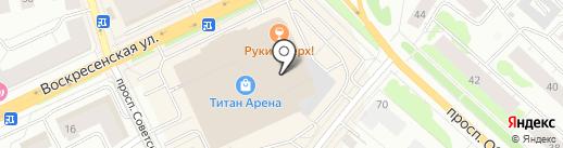 Accessorize на карте Архангельска