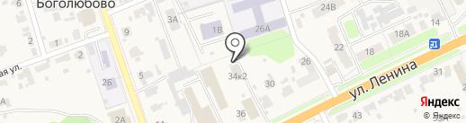 Довольный клиент на карте Боголюбово