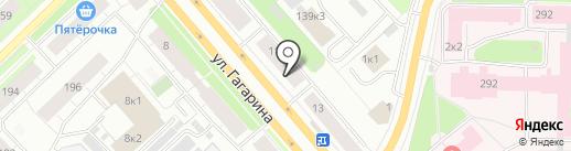 ТОПС на карте Архангельска