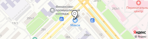 Добрая аптека на карте Архангельска