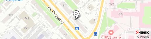 Магазин автомобильных раций на карте Архангельска