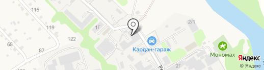 У Нурика на карте Боголюбово