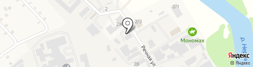 КухниАрт на карте Боголюбово