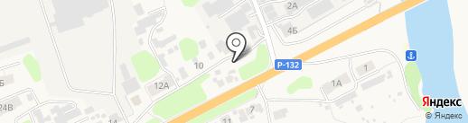 Детская музыкальная школа им. И.И. Лукашова на карте Боголюбово