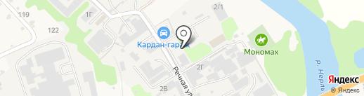 ПитСтоп на карте Боголюбово