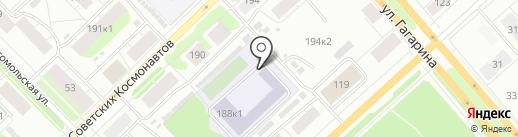 АССОЦИАЦИЯ АВТОМОБИЛИСТОВ И АВТОШКОЛ АРХАНГЕЛЬСКОЙ ОБЛАСТИ на карте Архангельска