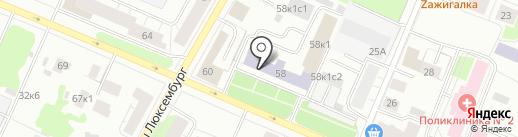 Кулинар на карте Архангельска