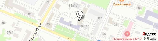 Прайд на карте Архангельска