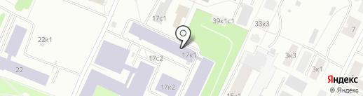 Инженерный центр на карте Архангельска