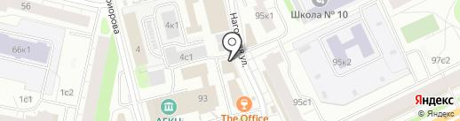 Банкетный зал на карте Архангельска