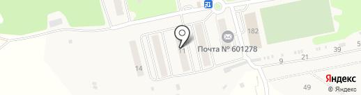 Почтовое отделение на карте Сокола