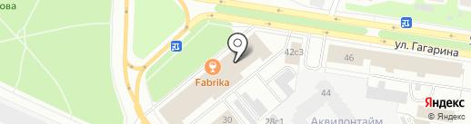 Inside на карте Архангельска
