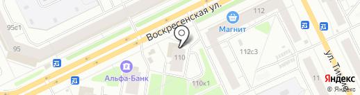 Коктейль Шар на карте Архангельска