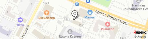 CopyDreams на карте Архангельска