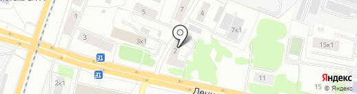 Rentalcars29 на карте Архангельска