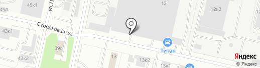VictoriAuto на карте Архангельска