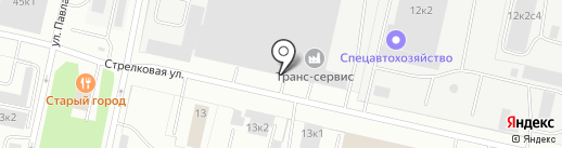 BOSCH на карте Архангельска