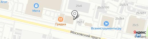 Pbshop29 на карте Архангельска