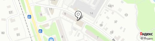 Банкомат, Сбербанк, ПАО на карте Архангельска
