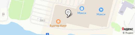 Modica на карте Архангельска