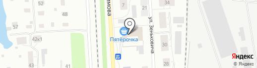 Регион Металл Сервис на карте Архангельска