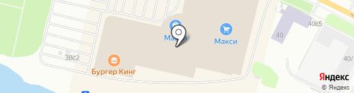 ХОЧУ ПРАЗДНИК на карте Архангельска